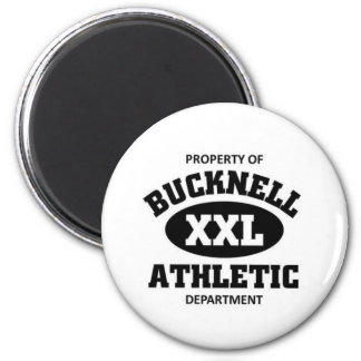 Property of Bucknell Athletic Department Magnet