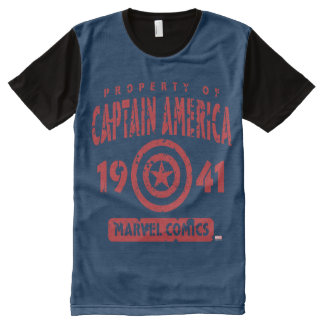 Property Of Captain America