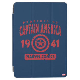 Property Of Captain America iPad Air Cover