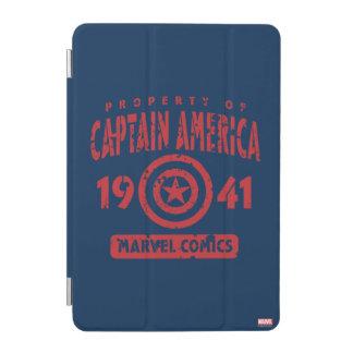 Property Of Captain America iPad Mini Cover
