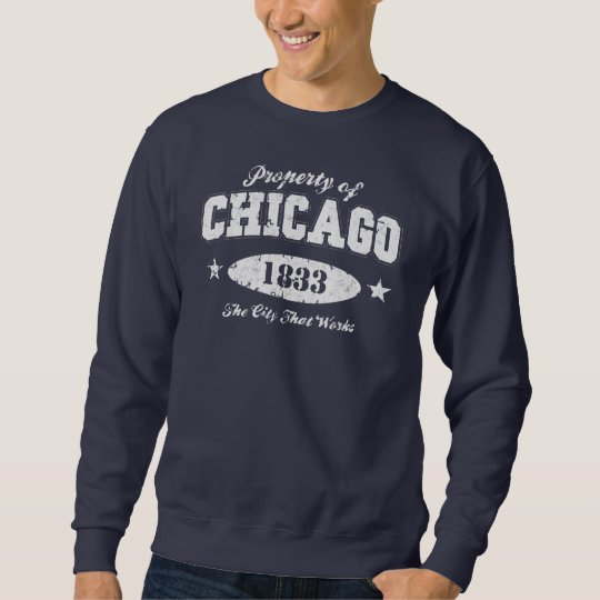 Property of Chicago Sweatshirt