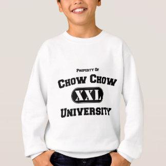 Property of Chow Chow University Sweatshirt