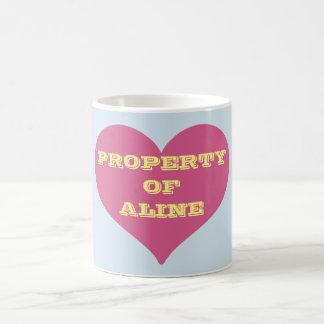 Property Of... Coffee Mug