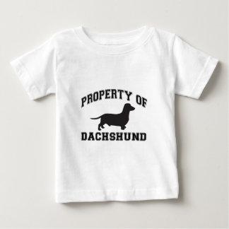 Property of Dachshund T Shirt