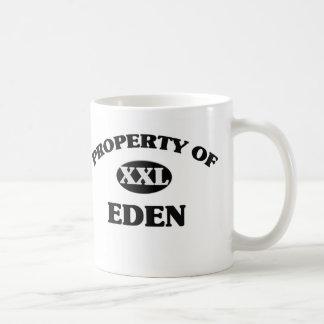 Property of EDEN Coffee Mug