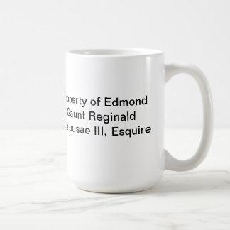 Property of Edmond Mug
