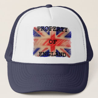 Property Of England Hat