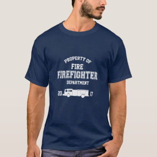 Property of Fire Department T-Shirt
