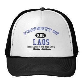 Property of Laos Trucker Hat