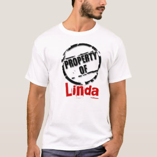 Property of Linda T-shirt