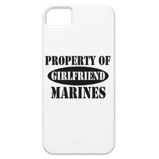 Property of Marine Girlfriend iPhone 5 Cover