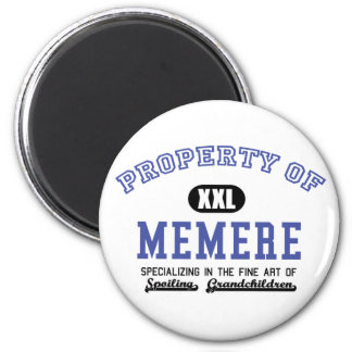 Property of Memere Magnet