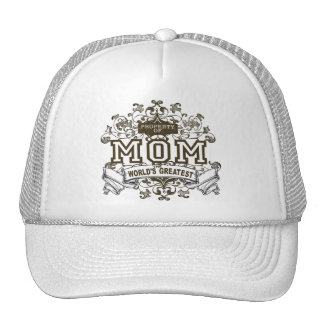 Property of MOM Trucker Hat