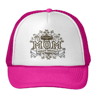 Property of MOM Mesh Hat