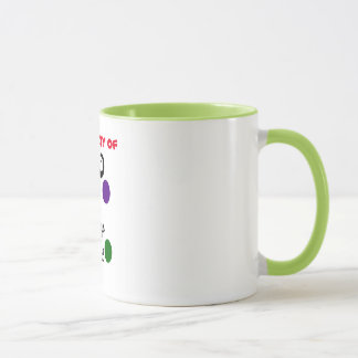Property of Mr. Always right Mug
