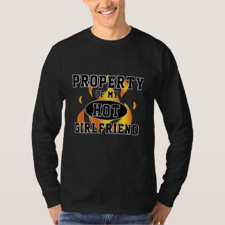 Property Of my Hot Girlfriend T-Shirt