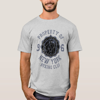 Property of New York Boxing Club, Men's T-Shirt