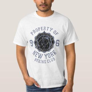 Property of New York Boxing Club T-Shirt