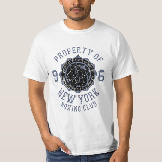 Property of New York Boxing Club T-Shirt