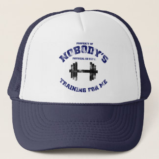 Property of Nobody (worn look) Trucker Hat