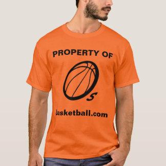 Property of Osbasketball T-Shirt