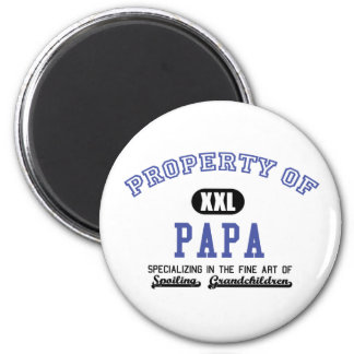 Property of Papa Magnet