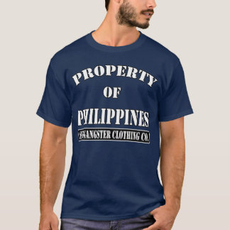 property of philippines T-Shirt