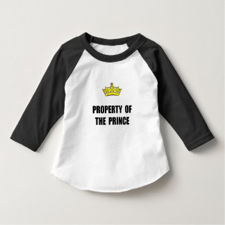 Property Of Prince Tees