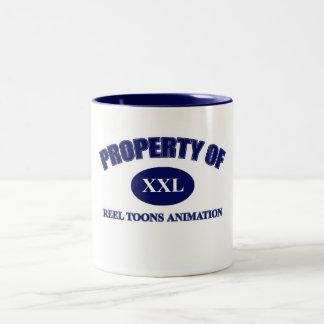 Property of Reel Toons - Mug