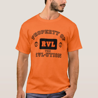 Property of RVL-ution Shirt