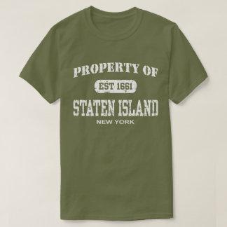 Property of Staten Island New York T-Shirt