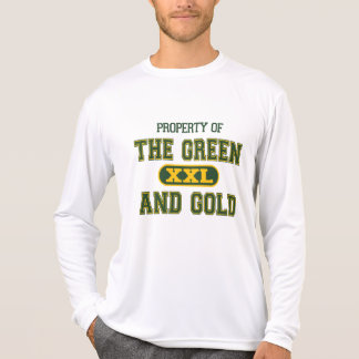 Property of The Green and Gold1 Shirts