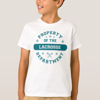 Property of the Lacrosse Department T-Shirt