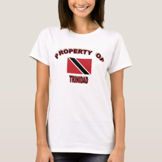 property of trinidad T-Shirt