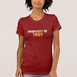 Property of Troy T-Shirt