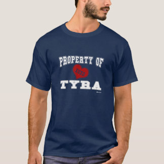 Property of Tyra T-Shirt