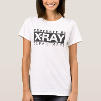 Property of X-RAY T-Shirt