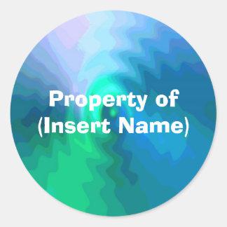 Property Sticker