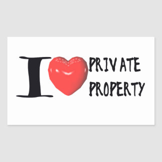 Property Sticker prevails to you