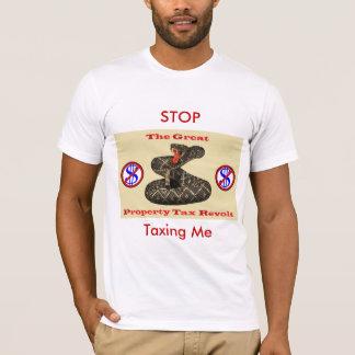 Property Tax Revolt T-Shirt