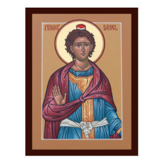 Prophet Daniel Prayer Card
