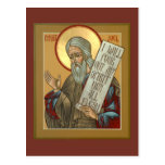 Prophet Joel Prayer Card Postcard