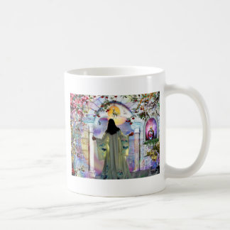 prophetic art created by Dolores DeVelde Coffee Mug
