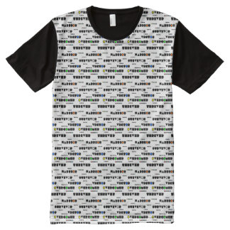 Prophetic Spiritual Warfare CHRISTIAN SOLDIER All-Over-Print T-Shirt