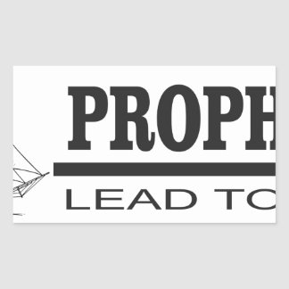 prophets lead to god