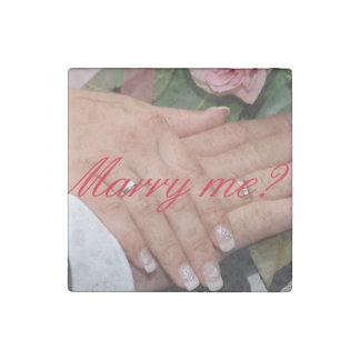 Proposal Stone Magnet
