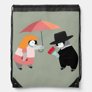 Propose Penguin Backpack