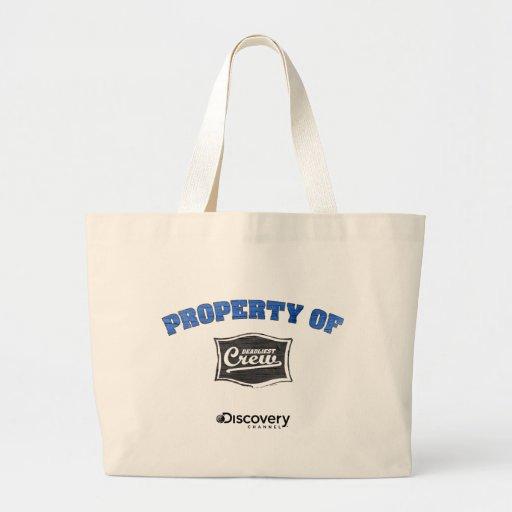 Propriété de sac fourre-tout