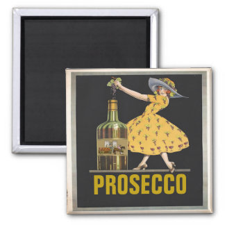Prosecco,wine maid,edit text magnet