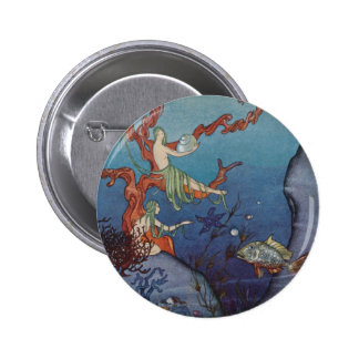 Proserpina and the Sea Nymphs Pins